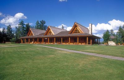 BC/Three Bars Guest Ranch/Lodge