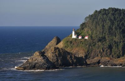 OR/Küste/Heceta Head Lighthouse