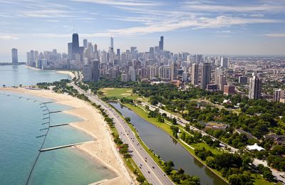 IL/Chicago/Allg Bilder/Chicago Beach