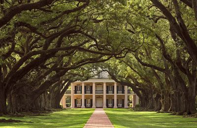 LA/ Oak Alley Plantation
