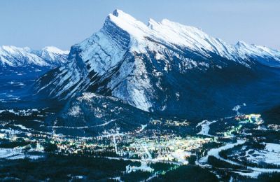 AB/Banff/Mount Rundle