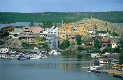 NWT/ Yellowknife, Old Town