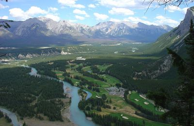 Timberwolf Tours/AB/Banff/Tal