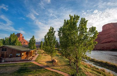 UT/Sorrel River Ranch/Cabin 3