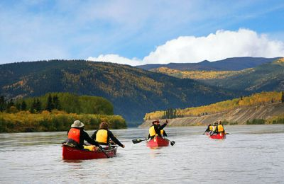 Ruby Range Adventure/The Classic - Yukon River/Kanu