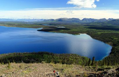 Ruby Range Adventure/Alaska & Yukon Highlights/Landschaft