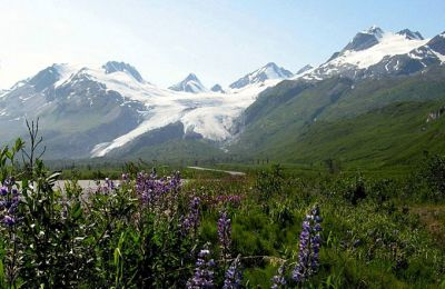 Ruby Range Adventure/The Yukon Alaska Explorer/Worthington Glacier