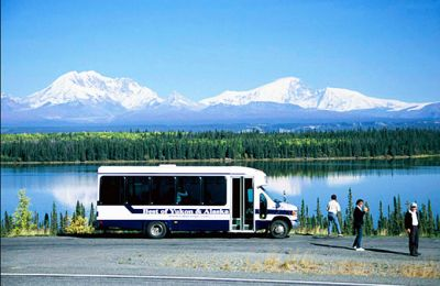 Ruby Range Adventure/Best of Yukon & Alaska/Bus