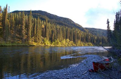 Ruby Range Adventure/The Klondiker - Big Salmon River/Fluss 2