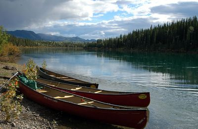 Ruby Range Adventure/Yukon River Tour Lake Laberge - Carmacks/Kanu 2