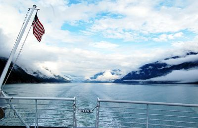 Ruby Range Adventure/North to Alaska & Inside Passage/Lynn Canal