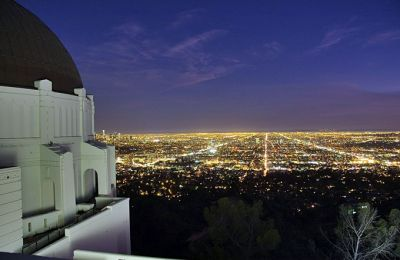CA/Los Angeles/Blick Griffith Observatory