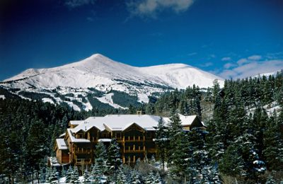 CO/Breckenridge/Mountain Thunder Lodge/Aussen