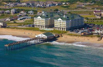 NC/Kitty Hawk/Hilton Garden Inn/Aussen
