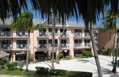 FL/Islamorada/Chesepeake Beach Resort/Aussen