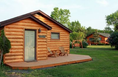 ND/Rolling Plains Adventure/Cabin