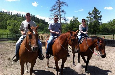 WY/Diamond Seven Bar Ranch/Trail Riding