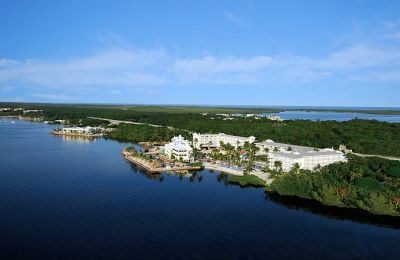 FL/Key Largo/Key Largo Bay Marriott Beach Resort/Aussen