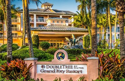 FL/Key West/DoubleTree by Hilton Hotel Grand Key Resort/Aussen