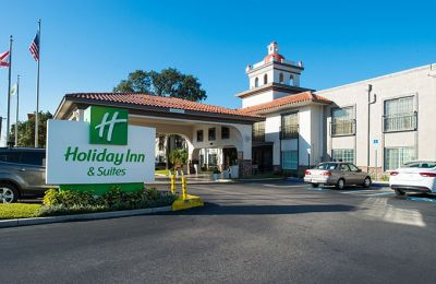 FL/Tampa/Holiday Inn Hotel & Suites Tampa North/Exterior