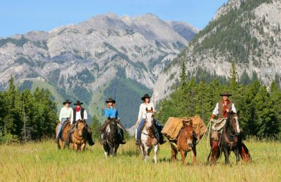 AB/Banff Trail Riders