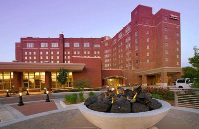 KS/Wichita/Drury Plaza Hotel Broadview/Aussen