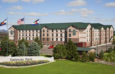 CO/Denver/Homewood Suites by Hilton Denver Intl Airport/Aussen