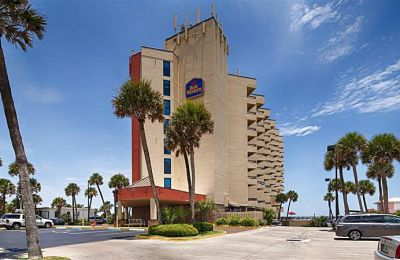 FL/New Smyrna Beach/Best Western New Smyrna Beach/Aussenansicht