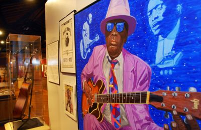 MS/Clarksdale/Delta Blues Museum