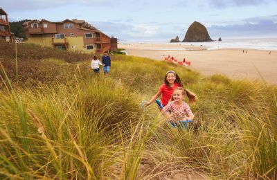 OR/Cannon Beach/Surfsand Resort/Außen