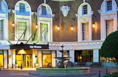 SC/Greenville/The Westin Poinsett/Hotel