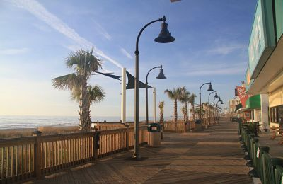 SC/Myrtle Beach/Boardwalk