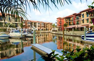 FL/Naples/Naples Bay Resort/Hafen