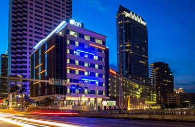 FL/Tampa/Aloft Tampa Downtown/Exterior