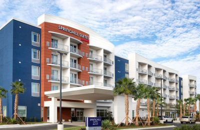 AL/Orange Beach/SpringHill Suites Orange Beach at The Wharf/Exterior