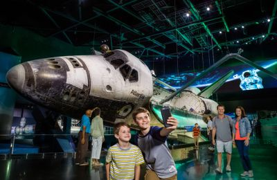 FL/Titusville/Kennedy Space Center/Atlantis
