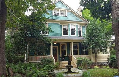 NC/ At Cumberland Falls Bed & BReakfast Inn/ Außen