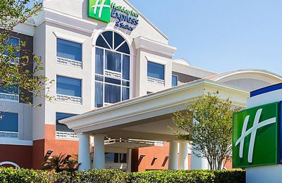 FL/Tampa/Holiday Inn Express Hotel & Suites Tampa Fairgrounds/Außen