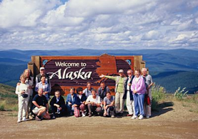 Ruby Range Adventure/Gold Rush Tour - Yukon & Alaska/RRA-03 340