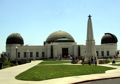 CA/Los Angeles Bilder/Dirk Griffith Planetarium