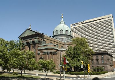 PA/Philadelphia/Allgemein/Cathedral Basilica of Saints Peter and Paul - alt!!