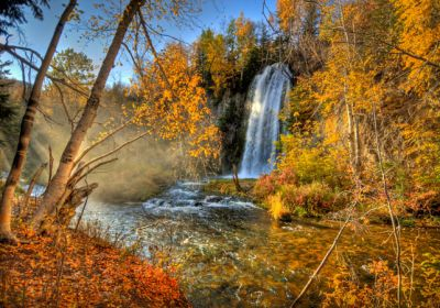 SD/Allg Bilder/Black Hills/Spearfish Canyon