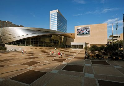 NC/Charlotte/NASCAR Hall of Fame
