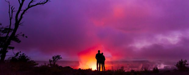Halemaumau Crater, Big Island, Hawaii - Credit: Hawaii Tourism Authority