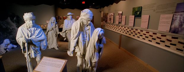 Cherokee Heritage Center, Tahlequah, Oklahoma - Credit: Oklahoma Tourism & Recreation Department
