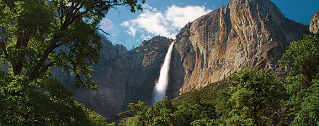 Yosemite National Park, California - Credit: California Travel & Tourism Commission, Mering