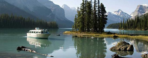 Jasper Nationalpark, Alberta - Credit: Canadian Tourism Commission