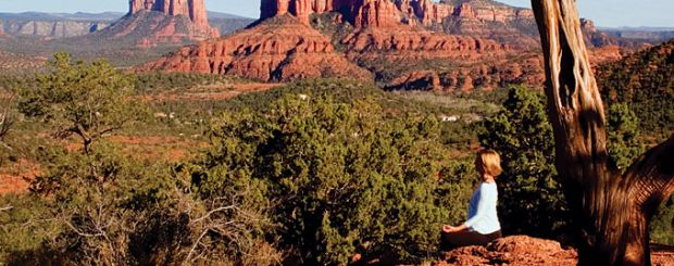 Sedona, Arizona - Credit: Photo courtesy Scottsdale Convention & Visitors Bureau