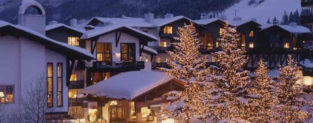 The Lodge at Vail, Vail - Credit: The Lodge at Vail