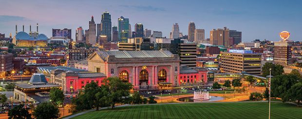 Union Station, Kansas City, Missouri - Credit: Visit KC/Jonathan Tasler